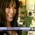 CBS 2's Sharon Tay Tries Miracle Fruit For the First Time  Click Here to see the Video